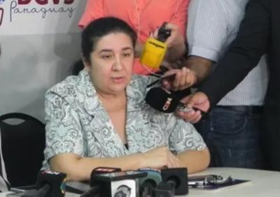 Sandra Irala reemplaza a Guillermo Sequera en la Dirección de Vigilancia de la Salud