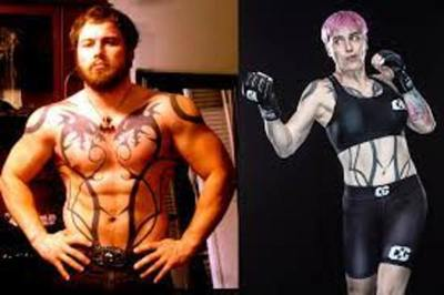 """Luchadora trans de MMA :""""Esto representa una amenaza letal para las mujeres"""""""