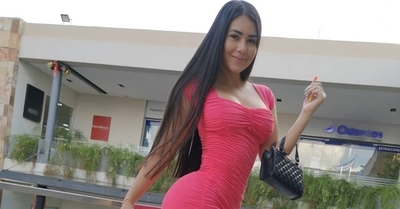 Laurys Dyva se disfrazó de vaquita lechera y causó furor
