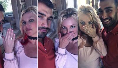 Los fans de Britney Spears quieren que obligue a su prometido a firmar un acuerdo prenupcial