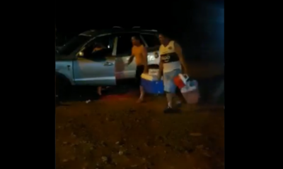 Aseguran que chofer que ocasionó accidente fatal en Minga Guazú siempre conduce ebrio