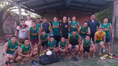 Guaraní de Trinidad vs. Sport Sastreño, por Copa Paraguay