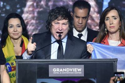 El fenómeno Javier Milei en Argentina
