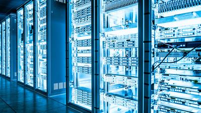 El mercado mundial de servidores cayó un 2,5% en segundo trimestre de 2021