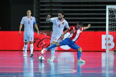 Mundial Futsal FIFA: dolorosa derrota de Paraguay frente a España en el debut
