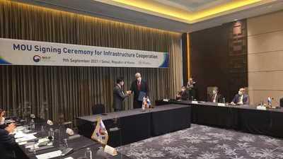 Misión de Corea visitará Paraguay para «ajustar» proyecto de tren de cercanía