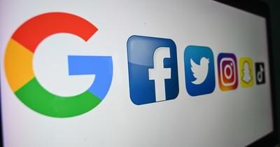 La Nación / Rusia y Corea del Sur multan a Facebook, Twitter y Google