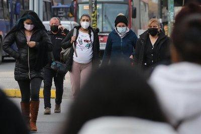 Chile registró un día sin muertes por coronavirus