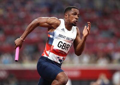 Tokio 2020: confirmado el dopaje de CJ Ujah, plata olímpica en 4x100 m