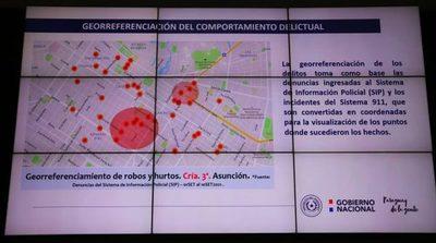 Plan presentado por la Policía apunta a la prevención de hechos delictivos en zonas urbanas