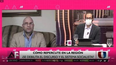 Del análisis del Prof. Alan Redick sobre el impacto de las elecciones argentinas en Paraguay