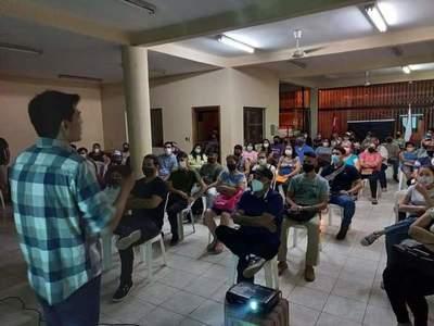 Pastor Filártiga asegura que cubrirá todas las mesas electorales