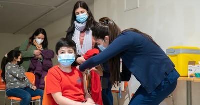 La Nación / Chile amplía vacunación anti-COVID a niños de 6 a 11 años