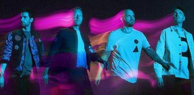 Coldplay incluirá un tema con BTS en su próximo disco, My Universe