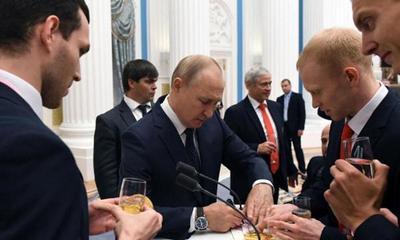 Putin se pone en cuarentena por haber estado expuesto a casos de covid en su entorno – Prensa 5