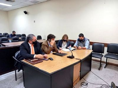 31M: Fiscalía pide 5 y 6 años para acusados en caso de quema del Congreso