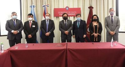 Paraguay y la Provincia de Salta firman convenio para fortalecer turismo y comercio