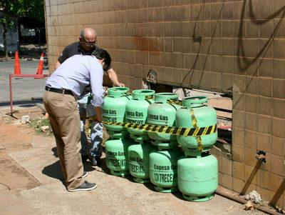 A partir del miércoles, precio del gas de uso doméstico sube G. 600 por kilo y el vehicular G. 300 por litro
