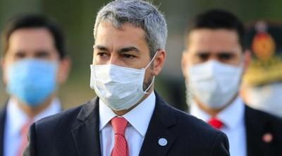 Mario Abdo se ausentará del país el fin de semana para viaje oficial a México