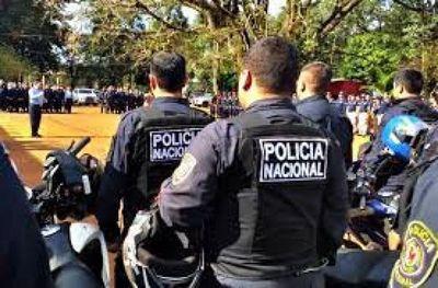 Comandante dispone masivos cambios en la Policía Nacional