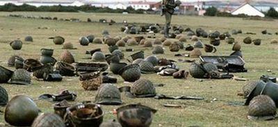 Identifican otros seis soldados argentinos caídos en guerra de Malvinas