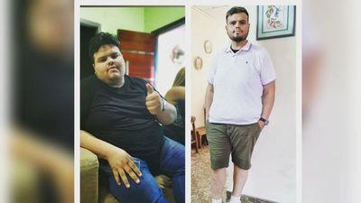 """Cantante bajó 87 kilos: """"Se burlaban de mí en el colectivo"""""""