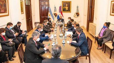 Paraguay acordó con Jujuy impulsar el comercio, conectividad y turismo
