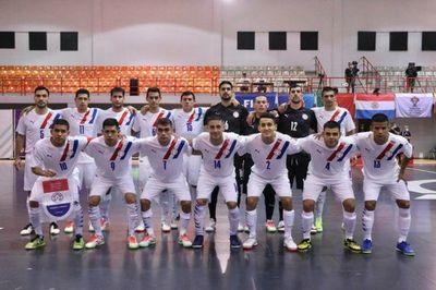 Paraguay debuta en su sueño mundialista