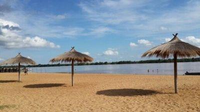 El rio Paraná presenta leve recuperación luego de las lluvias