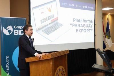 MIC presentó plataforma Paraguay Export