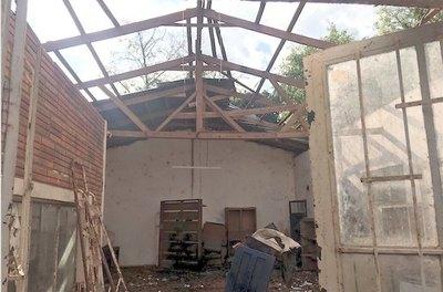 Crónica / Pérdidas millonarias por gran tormenta en Itapúa