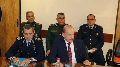 Ministerio de Defensa rechaza proyectos de expropiaciones