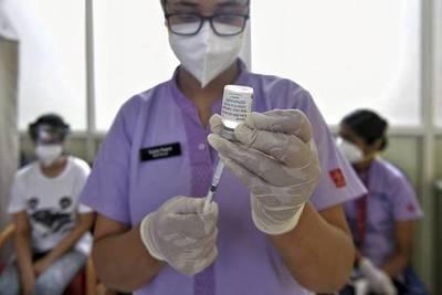 Chile comenzó la vacunación contra el COVID-19 a menores de 12 años
