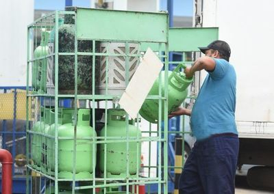 Golpe al bolsillo: Gas vuelve a subir hoy G. 600 el kilo