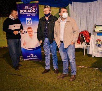 Roque Godoy adjudicó licitación a empresa de maletín que pertenece a su ex jefe de Gabinete – Diario TNPRESS