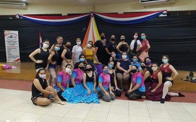 Municipalidad de Ciudad del Este propicia clase magistral de danza – Diario TNPRESS