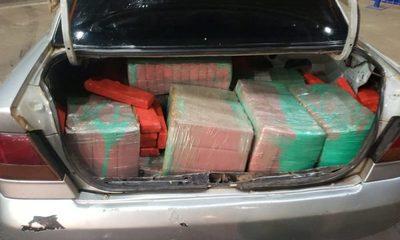 Detienen a paraguayo con 284 kilos de marihuana en Foz de Yguazú, Brasil – Diario TNPRESS