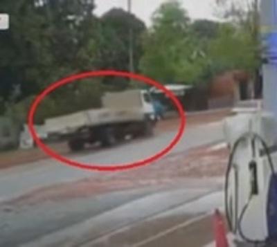 Atropellan a una mujer en Itauguá