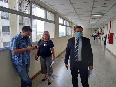 """""""Stiben Patrón no perturbó la paz pública porque la paz ya estaba perturbada"""", afirma su defensora"""