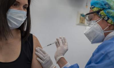 Vacunación de primera dosis se realiza hasta hoy y desde mañana inicia segunda aplicación