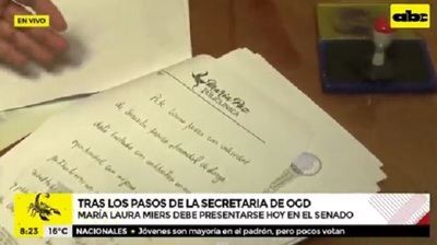 """""""Planillera"""" del Congreso se defiende y presenta reposos médicos"""