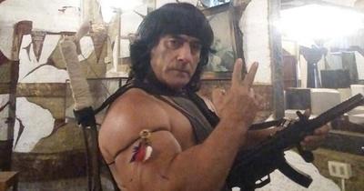 """Los votantes prefieren al """"Rambo paraguayo"""""""