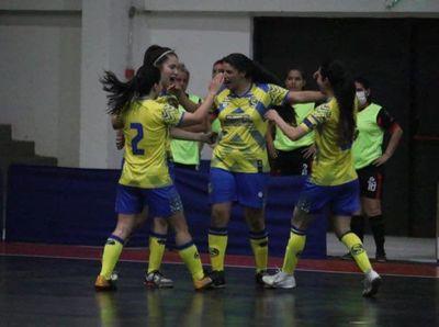 Futsal FIFA femenino: Colonial lidera con puntaje perfecto