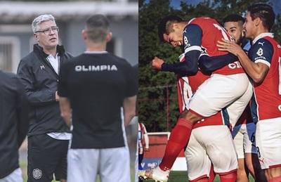 Cerro y Olimpia entran en acción por Copa Paraguay