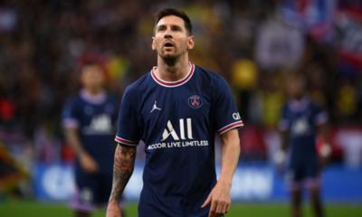 Messi debuta hoy en la Champions League junto al PSG