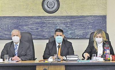 Tribunal rechaza chicana de la defensa del diputado Tomás Rivas