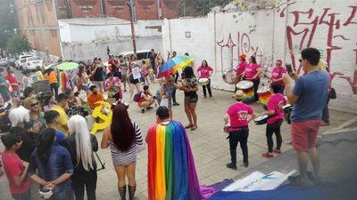 Lanzan la  18° marcha por los derechos de las personas TLGBI+