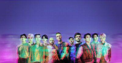 Coldplay incluirá un tema con BTS en su próximo disco