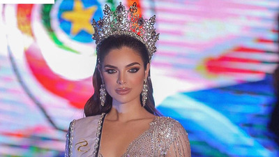 ¡Camino al Miss Universo 2021! Nadia Ferreira recibe entrenamiento de reina para el certamen