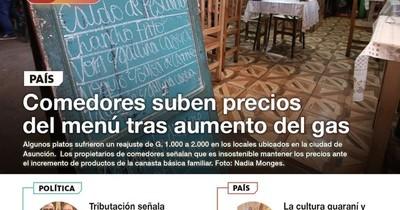 La Nación / LN PM: Las noticias más relevantes de la siesta del 15 de setiembre